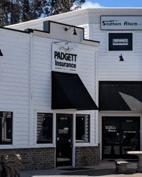 Padgett Insurance Physical Location